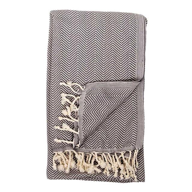 Pokoloko Turkish Herringbone Towel Highway
