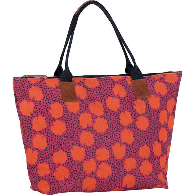 Carryall Tote Bag Maha Berry