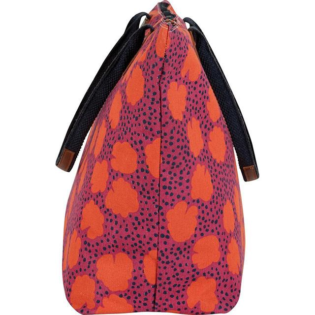 Rockflowerpaper Carryall Tote Bag Maha Berry