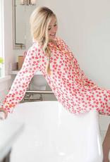 Rockflowerpaper Sleep Shirt Maha Pink