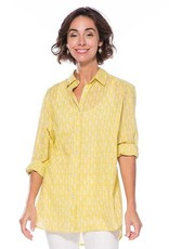 Rockflowerpaper Button Down Shirt Syros Lime