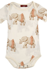 Milkbarn One Piece Tutu Elephant