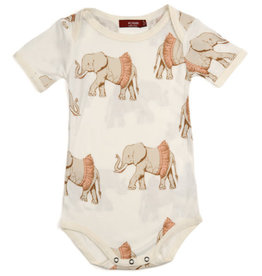 Milkbarn One Piece Tutu Elephant