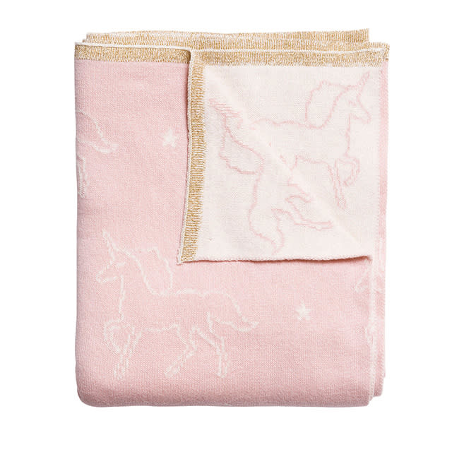 Sophie Allport Blanket Unicorn