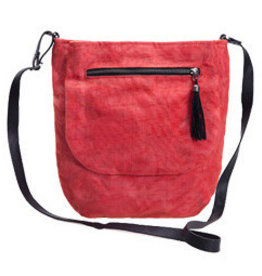 Helping Hand Partners Lucy Crossbody Bag Persimmon