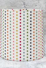 Kreatelier Lamp shade Multi Color Polka Dots