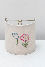 Kreatelier Night Light Embroidered Flower