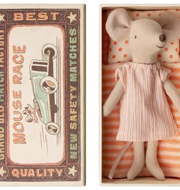 Maileg Mouse Big Sister Nightgown in Box