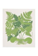 Swedish Dishcloth Ferns