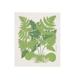 Swedish Dishcloth Ferns