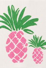 Rockflowerpaper Swedish Dishcloth Pineapple Set of Two