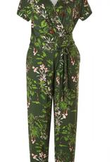 Yest Jumpsuit Tropic Green Multi