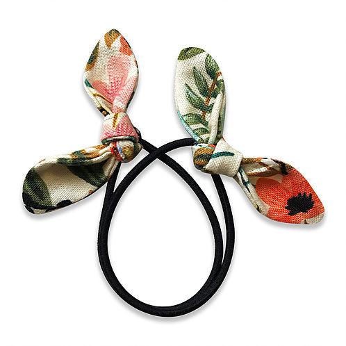Josie Joan's Bunny Ties Emerald