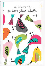 Gina B Designs Microfiber Cloth Bright Birds
