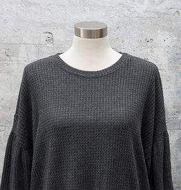 Tina & Jo Sweater Dark Grey