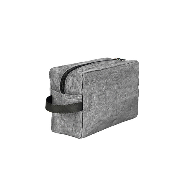 Helping Hand Partners Travel Case in Charcoal