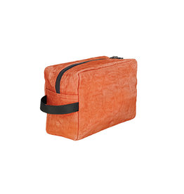 Helping Hand Partners Travel Case in Persimmon