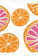 Rockflowerpaper Swedish Dishcloth Oranges Set of Two