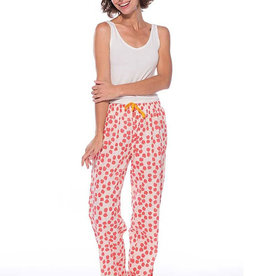Rockflowerpaper Lounge Pants Maha Pink