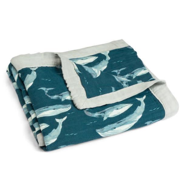 Milkbarn Big Lovey Blue Whale