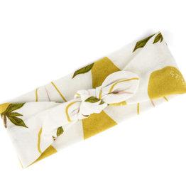 Milkbarn Organic Headband Pear