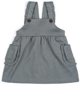 Milkbarn Dress Overall Denim