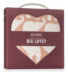 Milkbarn Big Lovey in Rose Elephant