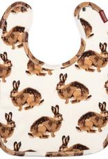 Milkbarn Bib in Bunny