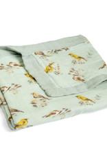 Milkbarn Bundle Big Lovey & Pajamas Bird Size 3-6M