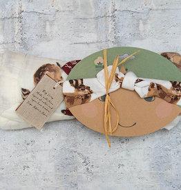 Milkbarn Bundle Big Lovey & Headband Bunny