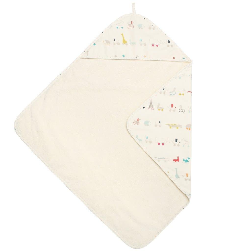 Pehr Designs Hooded Towel Pull Toys