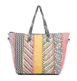 Demdaco Overnight Travel Bag in Multi
