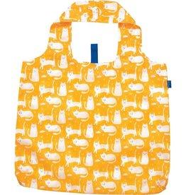 Rockflowerpaper Blu Bag Kitty Cats Yellow