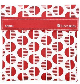 3greenmoms Reusable Sandwich Bag Red Desert (Velcro)