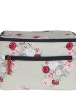 Sophie Allport Oilcloth Lunch Bag Peony