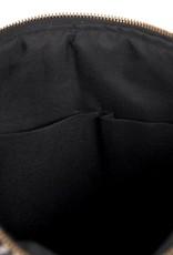 Rockflowerpaper Woven Crossbody Black