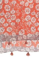 Rockflowerpaper Tassel Wrap Esme Spice