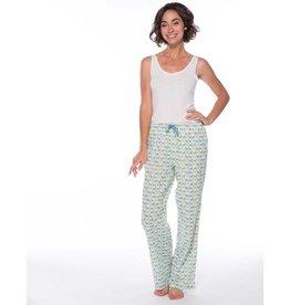 Rockflowerpaper Lounge Pants Dog Ocean