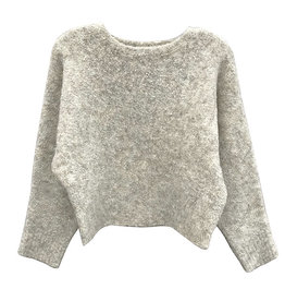RD International Knit Sweater in Natural