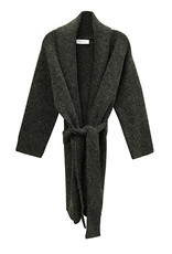 RD International Knitted Cardigan in Olive