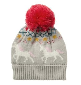 Sophie Allport Child Knitted Hat Unicorn