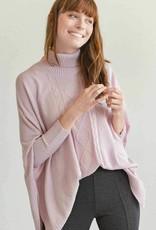 Mer-Sea & Co Aberdeen Travel Sweater Rose