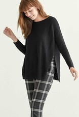 Mer-Sea & Co Camden Travel Sweater Onyx