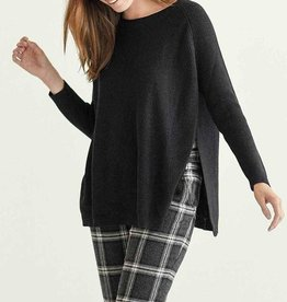 Mer-Sea & Co Camden Travel Sweater Onyx
