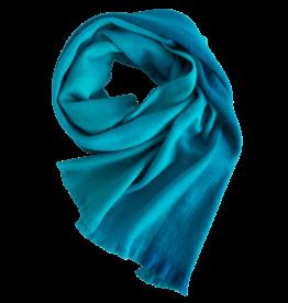 Pokoloko Wrap Alpaca in Turquoise