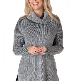Yest Cowl Neck Sweater in Ecru