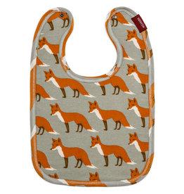 Milkbarn Organic Bib Orange Fox