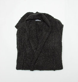 Pokoloko Sweater Cozy Cardigan in Black
