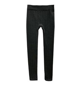 RD International Knit Legging in Black