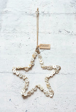 Roost Button Star Ornament